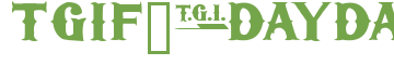Télécharger la police d'écriture TGIFriday