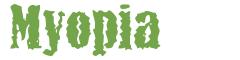 Télécharger la police d'écriture Myopia
