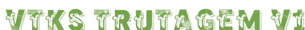 Télécharger la police d'écriture Vtks Trutagem v1.0