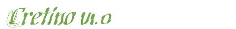 Télécharger la police d'écriture Cretino v1.0