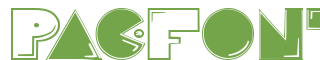 Télécharger la police d'écriture Pac-Font