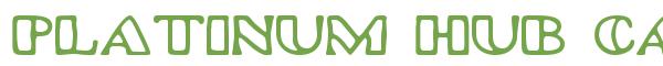 Télécharger la police d'écriture Platinum Hub Caps v1.0
