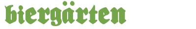 Télécharger la police d'écriture Biergarten