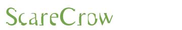 Télécharger la police d'écriture ScareCrow