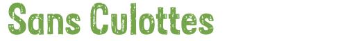 Télécharger la police d'écriture Sans Culottes