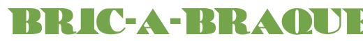 Télécharger la police d'écriture Bric-a-Braque